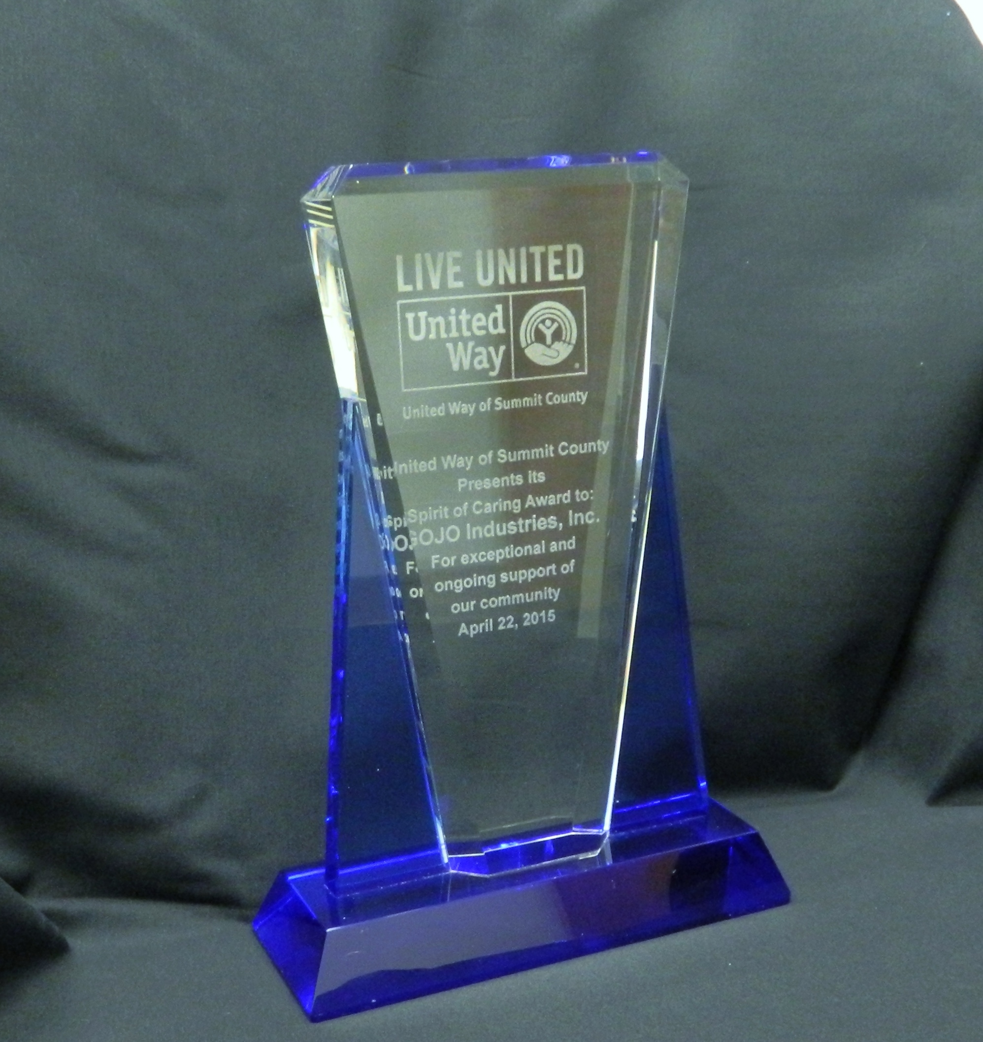 Engraved Awards