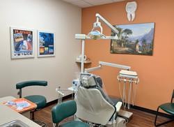 clean dental treatment facilities
