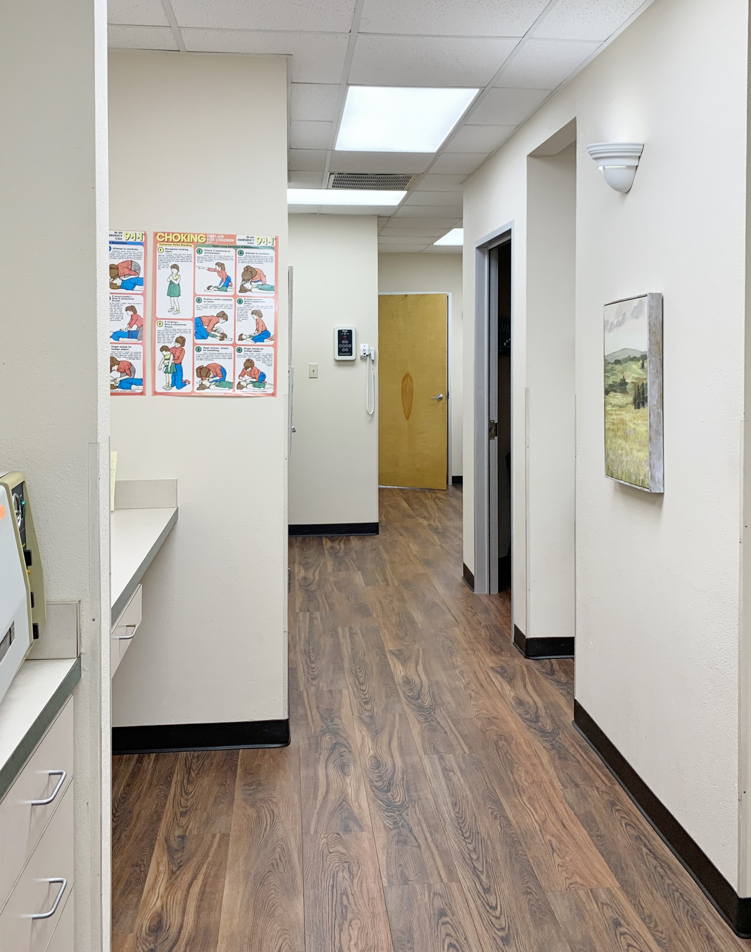 friendly and welcoming dental office
