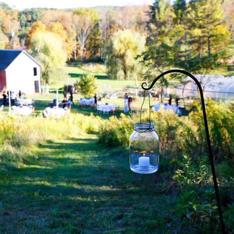 Party at Goatfell Farm