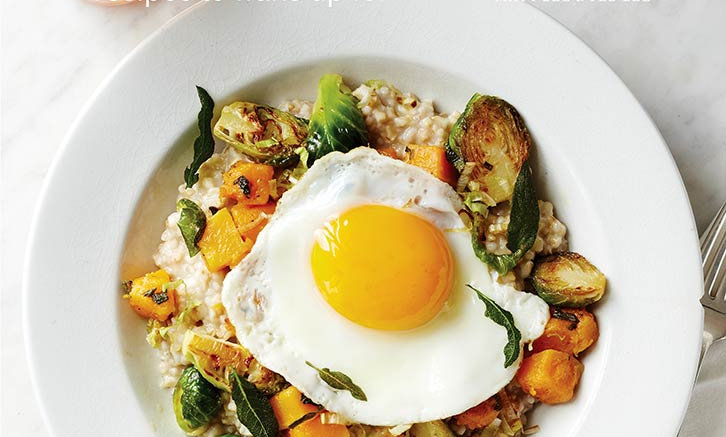 Breakfast: Recipes to Wake Up For Cookbook