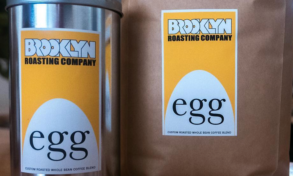 Egg's Own Coffee Beans