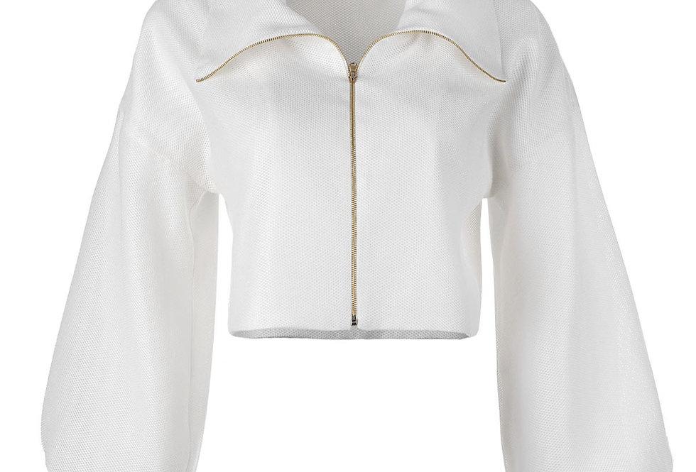Tokyo Ceket- Beyaz