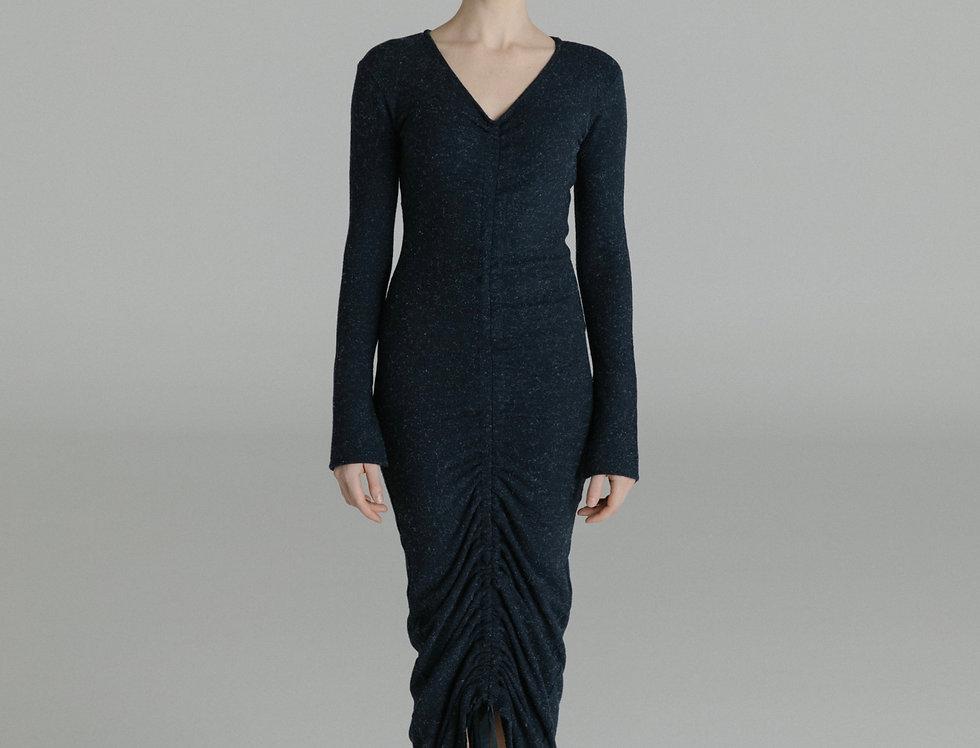 Sissi Elbise/ Lacivert