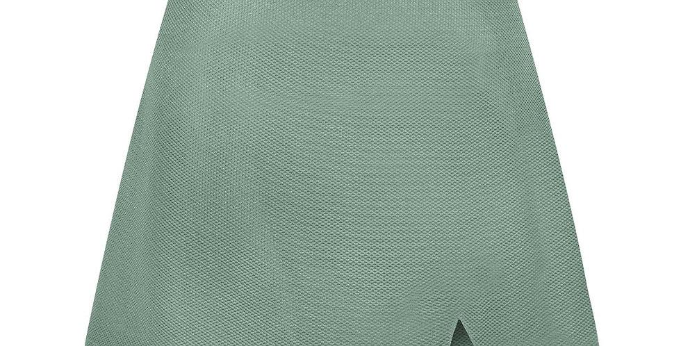 Tokyo Etek- Soft Yeşil