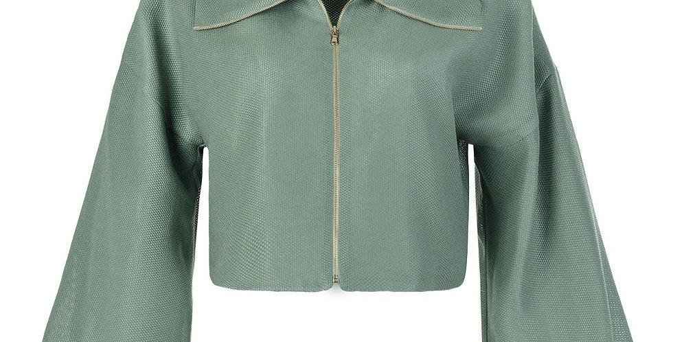 Tokyo Ceket- Soft yeşil