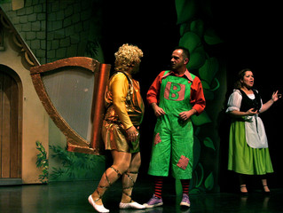 REVIEW: Jack and the Beanstalk