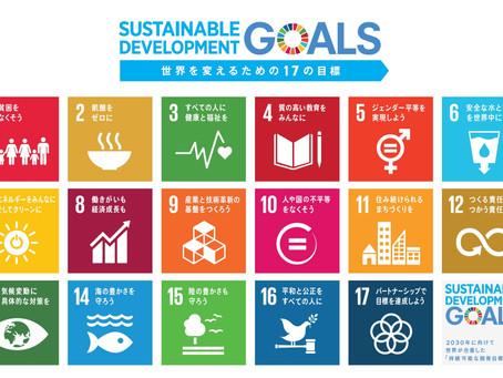【今さら聞けない・・・でも知っておきたい!SDGsとは】 HLPFレポートVol.1