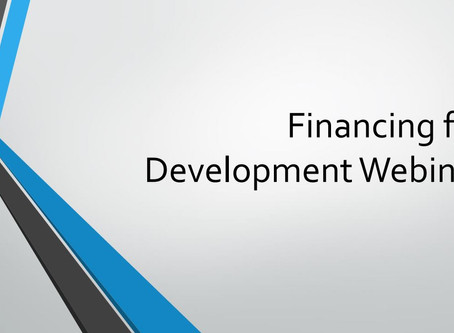 JYPSウェビナー#2 「Financing for Development (FfD)~開発資金~」