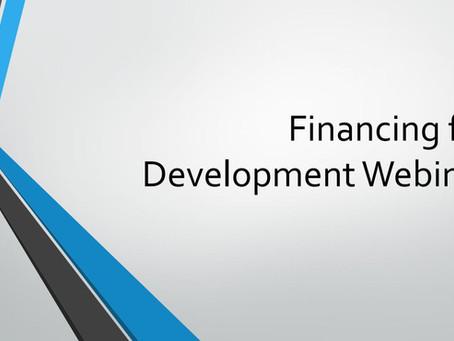 JYPSウェビナー#2 「Financing for Development (FfD)~開発資金~」