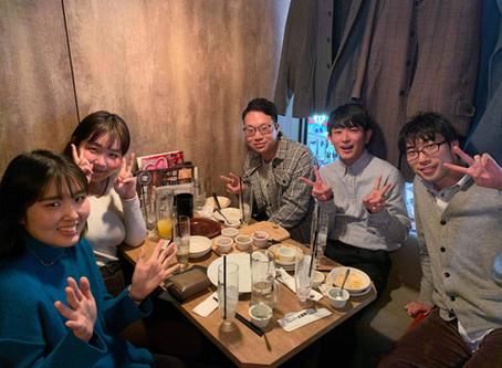 【JYPS Nightを開催しました!!(2/22)】