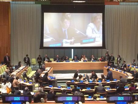 国際開発資金フォローアップ @UN