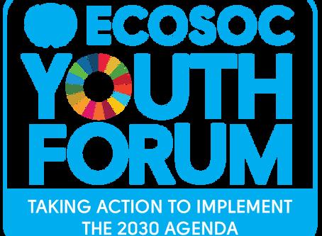 【ECOSOC Youth Forumとは?】ECOSOC YF 2019 Vol.1】