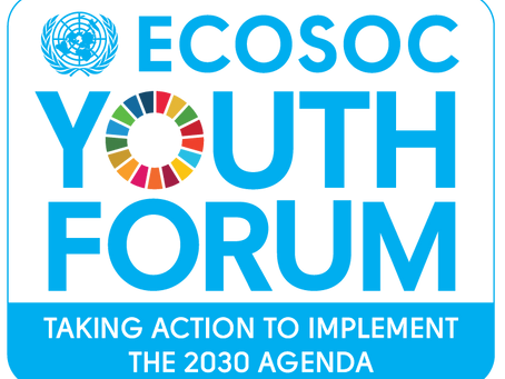 【ECOSOC Youth Forumとは?】ECOSOC YF 2019 Vol.1】