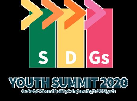 【 開催報告:SDGs Youth Summit 2020を開催しました!!(7/4)Vol.1】