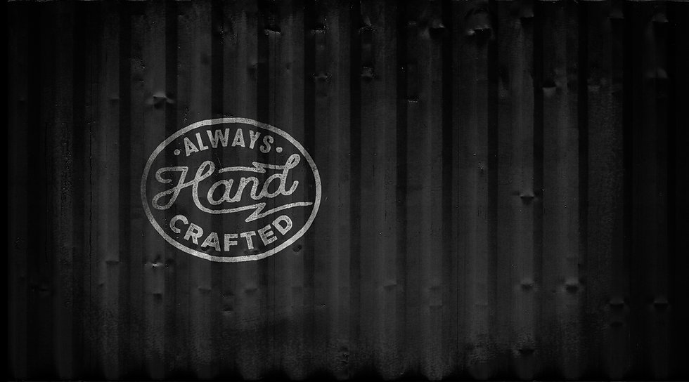 Shipping Container Logo Mockup_Hand Craf
