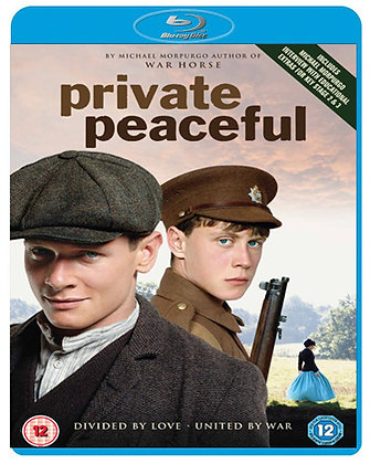 PRIVATE PEACEFUL BLU RAY (P&P free in UK)