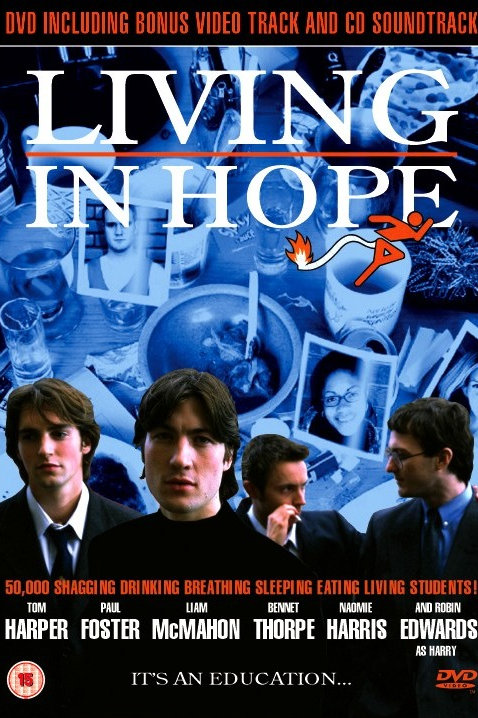 LIVING IN HOPE DVD          (p&p free in the UK)