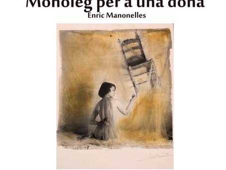 """""""Monòleg per a una dona"""" al Festival de Fotografia analògica Ricardo Martín, a partir del 1 octubre."""