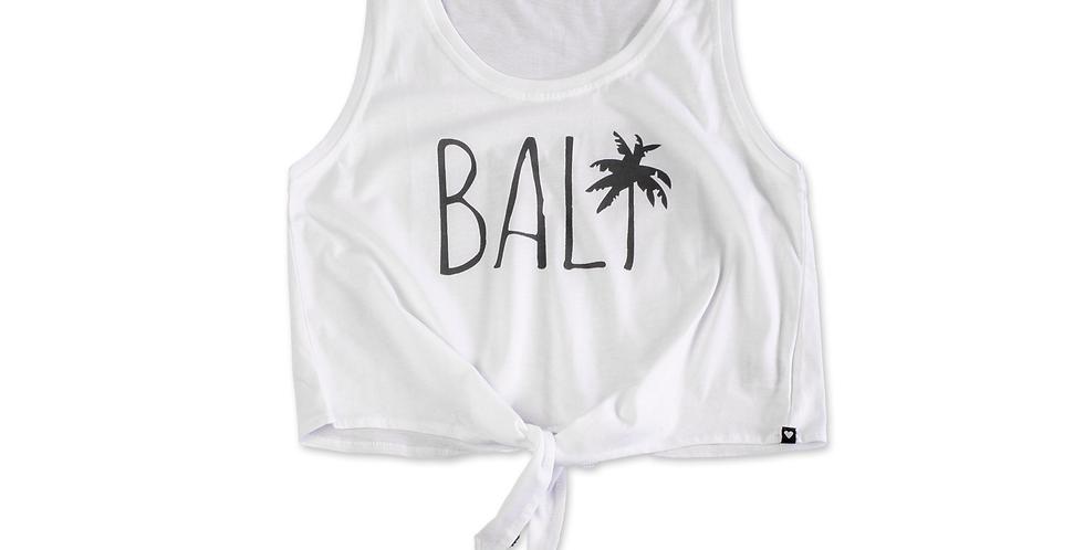 Bali Kelapa Top Ikat