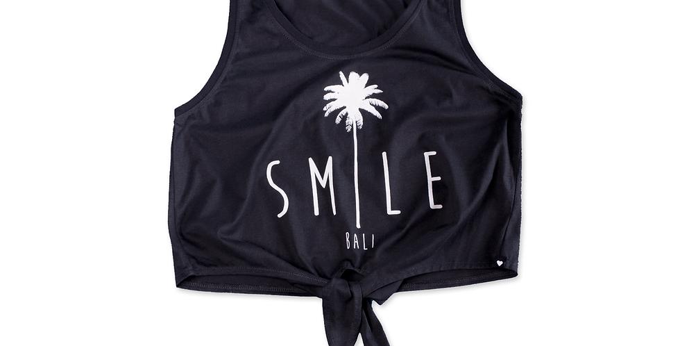 Smile Top Ikat