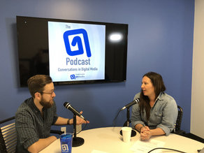 Rachel Kubicki Collins discusses her background and her present day agency that helps non-profits