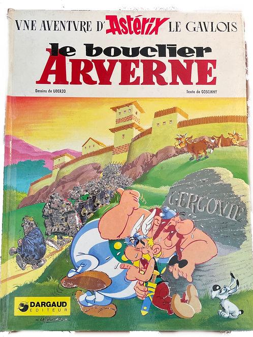 Asterix: le bouclier Arverne 1968