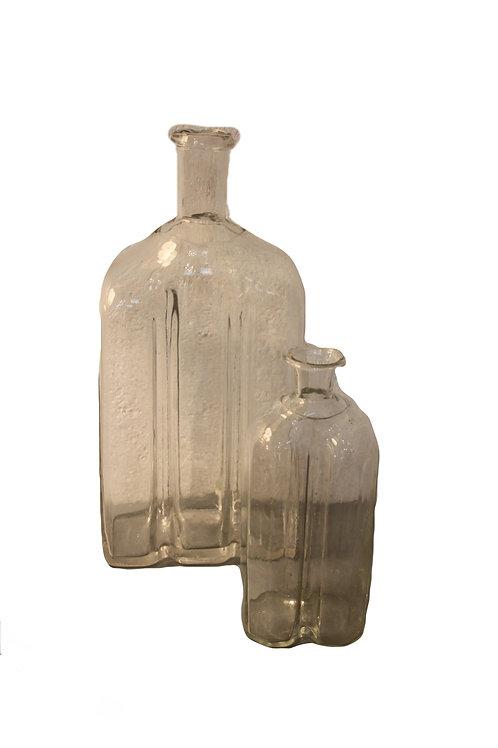 Zwei alpenländische Flaschen, 18./19. Jhdt.