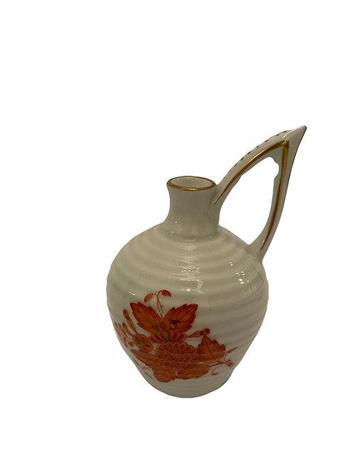 Herend Porzellan kl. Vase apponyi orange 2. Wahl