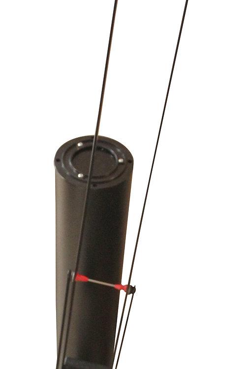 Italienische Modell Tizio Stehlampe von Richard Sapper für Artemide, 1970er