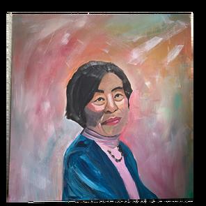 Grade 8 Acrylic Painting