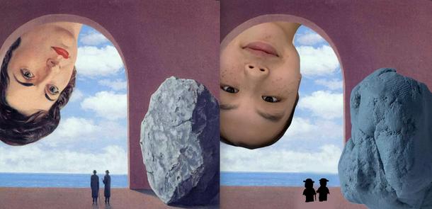 Recreating a famous artwork Grade 8