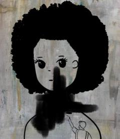 Grade 7 Bansky Protest Art according to chosen SDG or global concern