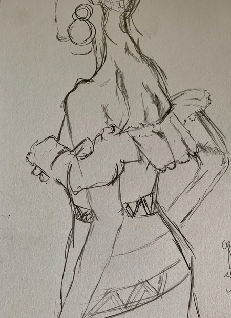 Figure drawing May 2019