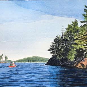 Lake Kipawa, Quebec