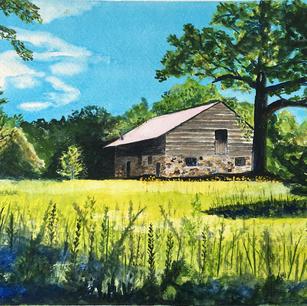 Old Barn, Innisfree