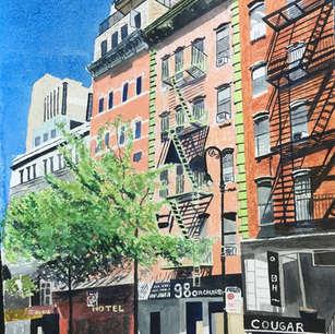 Orchard Street, Lower East Side