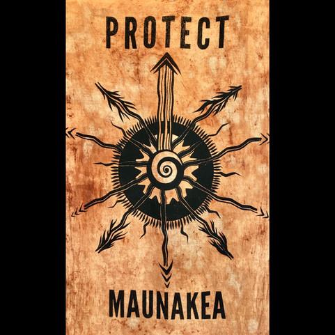 Protect Mauna Kea Art