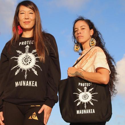 Protect Maunakea merch