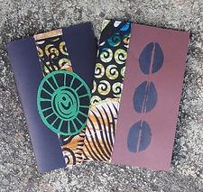 handmade journals from Wisdom Circles creativity coaching, eco-art workshops, commuinty program development