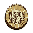 wisdom circles creativity life coaching, community workshops and program development logo