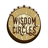 wisdom circles creativity life coaching, community workshops and program development logo