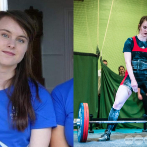 Powerlifter Profiles: Sophie Smith