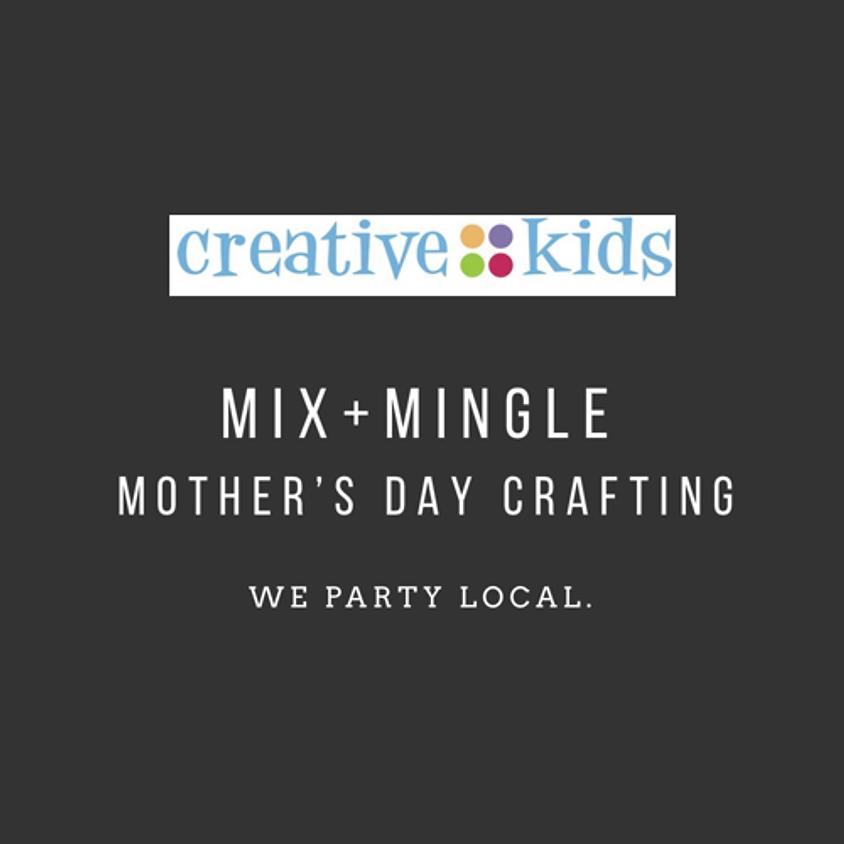 Mix + Mingle Tea Party: COMING SOON