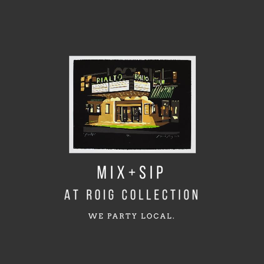 Mix + Sip