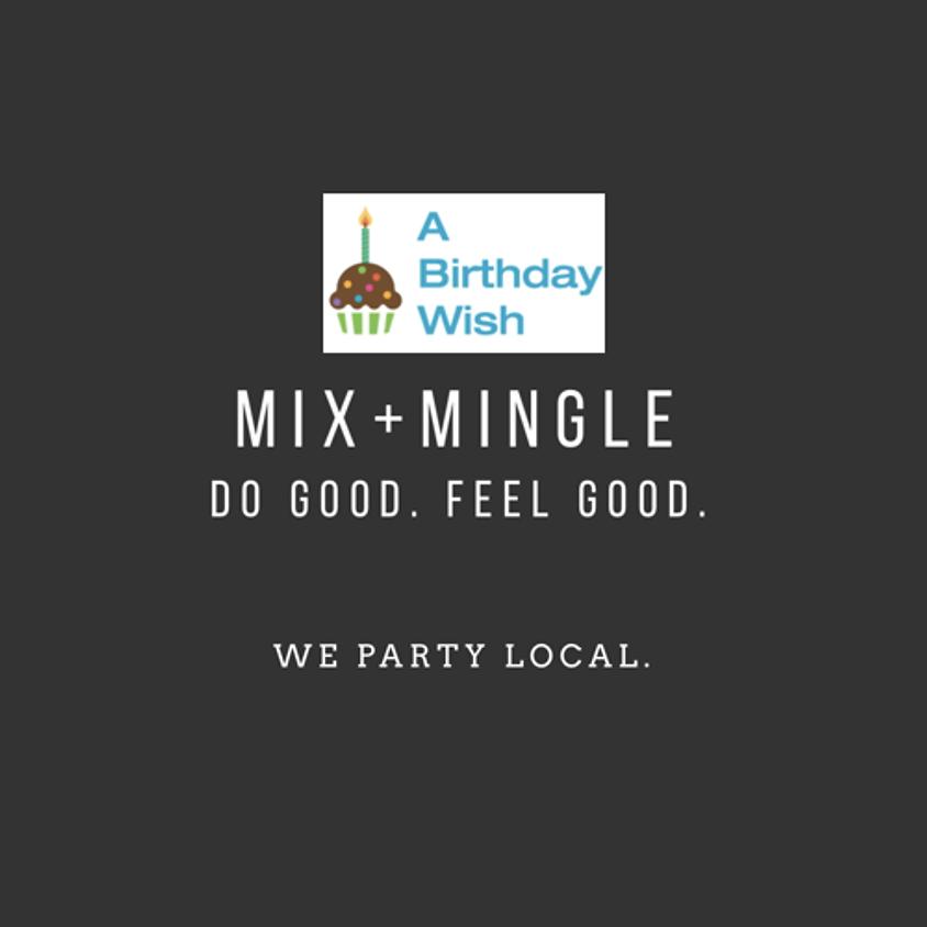 Mix + Mingle Wraps: A Birthday Wish