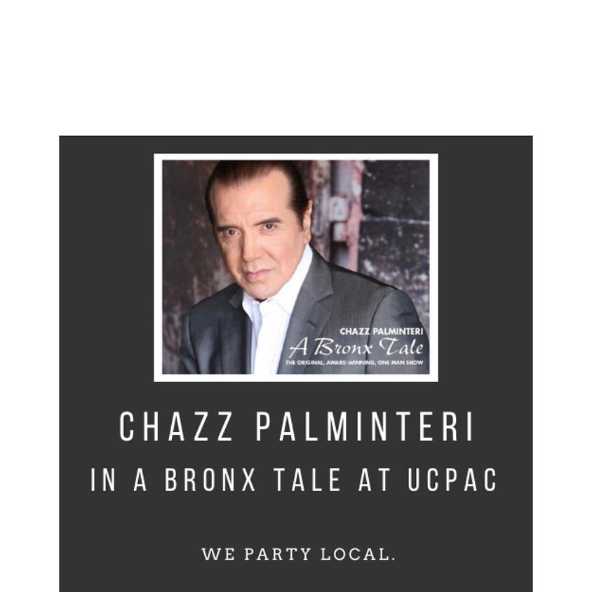 Chazz Palminteri in A Bronx Tale - NEW DATE