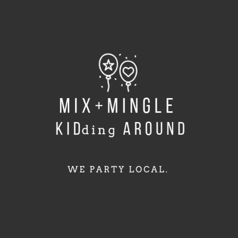 """Mix + Mingle: """"World's Biggest Bounce House"""" Party"""