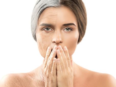 Fatores que influenciam na mudança de pele no decorrer dos anos