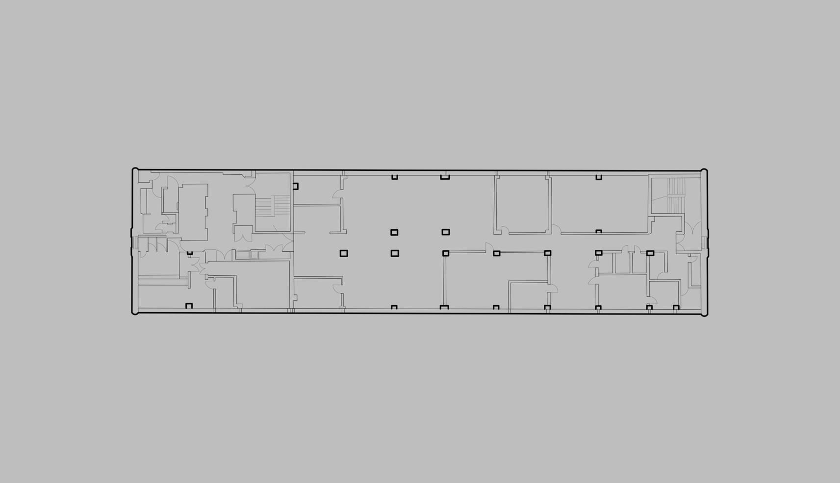1ST-10TH FLOOR PLAN